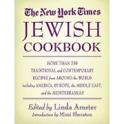 The New York Times Jewish Cookbook by Linda Amster