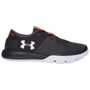 Under Armour - UA Charged Ultimate TR 2.0 - Fitnessschuh Gr 9 schwarz/weiß