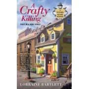 A Crafty Killing by L L Bartlett