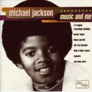 Michael Jackson - Musicand Me (0731455007824) (1 CD)