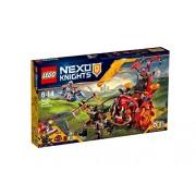 LEGO - El vehículo malvado de Jestro, multicolor (70316)