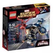 Конструктор ЛЕГО СУПЕР ХИРОУС - нападение от небето, LEGO Marvel Super Heroes, 76036
