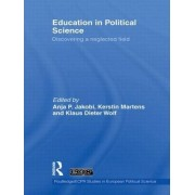 Education in Political Science by Anja P. Jakobi