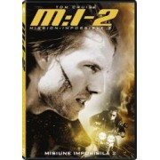 MISSION IMPOSSIBLE II DVD 2000