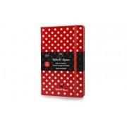 Moleskine Minnie Large Plain Notebook