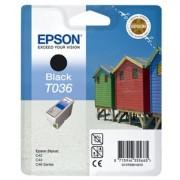 Epson T03614010 Tintapatron Stylus C42, C44, C46 nyomtatókhoz, EPSON fekete, 10ml