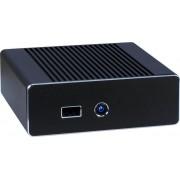 Carcasa Inter-Tech IT-3900 NUC (Negru)