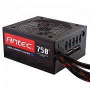 Sursa Antec High Current Gamer M 750W, semi-modulara, 80 Plus Bronze, PFC Activ, HCG-750M