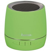 Boxa portabila Hama 124487 Bluetooth green