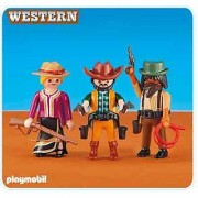 Playmobil 2 Cowboys and Cowgirl