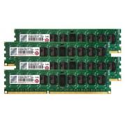 Transcend 32GB (8GB x 4 Kit) JetMemory DDR3-1333 ECC Registered DIMM 2Rx8 For Mac Pro Mid 2010 /Mid 2012 (TS32GJMA533H)