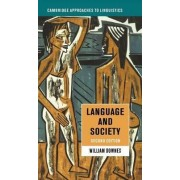 Language and Society by William Downes
