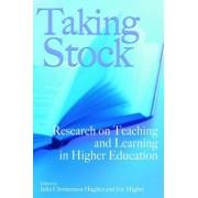 Taking Stock by Julia Christensen Hughes