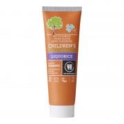 Urtekram Children Tandkräm Lakrids Ekologisk 75 ml Tandkräm