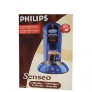 Kávéfőző alkatrész SENSEO kávéfőző vízkőtelenítő PHILIPS 4csomag ew01914