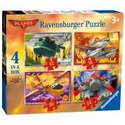 Puzzle disney planes 2 4 buc in cutie 12162024 piese