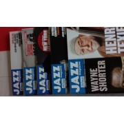 Jazz Mag ( Jazzman) 5 N° 621 - 637 - 639 - 644 - 646