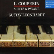 Gustav Leonhardt - Couperin - Suiten und Pavane (0886975762323) (1 CD)