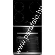 BEKO HII-64400AT - BIM-25400XPS Beépíthetõ sütõ indukciós fõzõlap szett