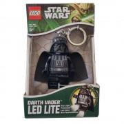 Lego star wars - darth vader - portachiavi con luce