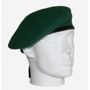 Leger soldaten baretten groen