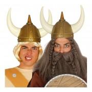 casco de vikingo adulto | casco vikingo