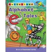 Alphabet Tales by Lyn Wendon