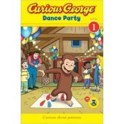 Curious George Dance Party CGTV Reader: Level 1 by H.A. Rey