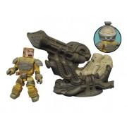 Aliens Minimates Deluxe Space Jockey