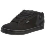Etnies FADER 4101000203 - Zapatillas de skate de cuero para hombre, Black Dirty Wash 13