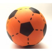 Foam Voetbal Oranje (20 cm)