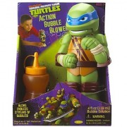 Little Kids Teenage Mutant Ninja Turtles Action Bubble Blower Leonardo