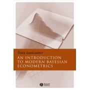 An Introduction to Modern Bayesian Econometrics by Tony Lancaster