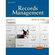 Simulation for Read/Ginn's Records Management by Judy Read