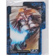 """First of Z / X-zillions of enemy-D award deck separator set + PR card broccoli trading items lottery (one piece) """"laser blade Veneto Na cache"""" (japan import)"""