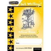 Read Write Inc. Phonics: Get Writing!: Yellow Book 5 New Edition by Ruth Miskin