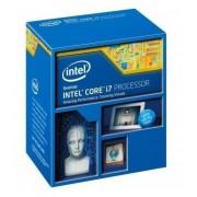 Intel CPU Core i7-4771 3.5 Ghz - Boxed