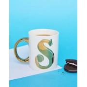 Sass & Belle Чашка с буквой S Sass & Belle - Мульти