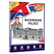Cheatwell Games Kit per costruire il tuo Buckingham Palace 3D