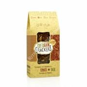 Crackers bio Tomate basilic
