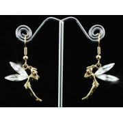 Swarovski kristályos fülbevaló-197