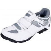 Shimano SH-WM64W Schuhe Damen weiß 2017 MTB Klickschuhe