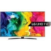 Televizor LED 124 cm LG 49UH668V 4K UHD Smart TV