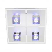 energie A+, Plafondlamp Sandor - 4 lichtbronnen, Brilliant