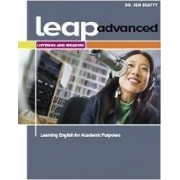 LEAP Advanced Listening/speaking Classroom Audio by Ken Beatty