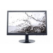 "MONITOR AOC 19.5"" LED, 1920X1080, 5MS, 250CD/MP, VGA+DVI, BOXE M2060SWDA2"