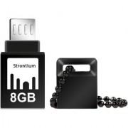 Strontium 8GB NITRO ONTHEGO OTG USB 30 FLASH DRIVE