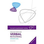 Succeed at Psychometric Testing: Practice Tests for Verbal Reasoning Advanced: Advanced Level by Jeremy Khourdi