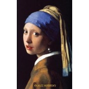 Girl with a Pearl Earring by Kickazz Notebooks