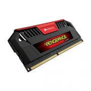 DDR3, KIT 8GB, 2x4GB, 2400MHz, CORSAIR Vengeance Pro Red, CL11 (CMY8GX3M2A2400C11R)